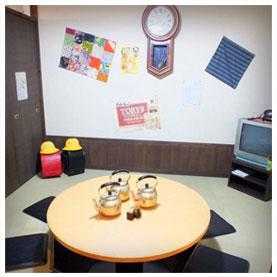 個室居酒屋 6年4組:用務員室